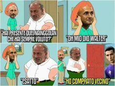 Inter Griffin Sabatini Spalletti Naingollan Vecino