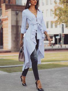Tendencias de moda verano 2019 en Blusas para mujeres