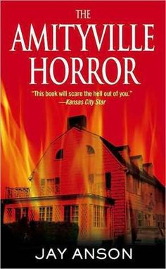 This is the original Paranormal Activity, and definitely not a book to pick up before you move to a new house, or come anywhere near one. It can also provide a fun after-dinner game: How many terrifying noises, smells, or sounds does it take for you to move out?