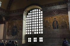Αγιά Σοφιά - #hagiasophia upper gallery. (Photo:Vasilios Dimitropoulos)