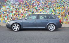 Motori: #BaT #Auction: #2004 Audi S4 Avant 6-Speed (link: http://ift.tt/2fx940i )