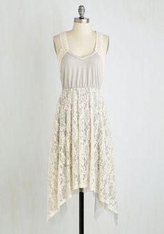 Crochet it on the Line Dress | Mod Retro Vintage Dresses | ModCloth.com