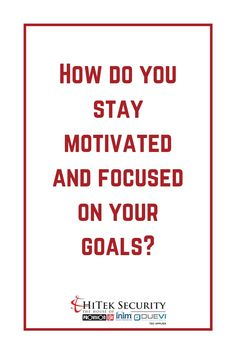 Throw In The Towel, Focus On Your Goals, Self Motivation, Home Automation, Best Self, How To Stay Motivated, How To Apply, Tips, Blog