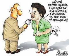 Mãe da mentira Dilma