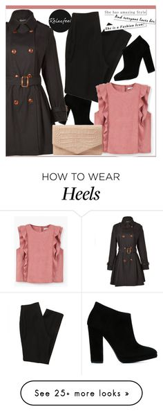 """""""Relaxfeel 20"""" by lejla-7 on Polyvore featuring Giuseppe Zanotti, Relaxfeel, MANGO and Emily Cho"""