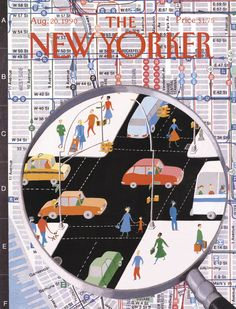 The New Yorker - Monday, August 20, 1990 - Issue # 3418 - Vol. 66 - N° 27 - Cover by : Kathy Osborn Young
