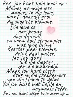 Inspiring Quotes About Life, Life Quotes, Bullet Journal, Bring It On, Words, Afrikaans, Inspirational, Quotes About Life, Quote Life