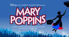"Disney's ""Mary Poppins"": Broadway Musical Back at Ahmanson Theatre Mary Poppins 2, Mary Poppins Broadway, Mary Poppins Musical, Theatre Nerds, Musical Theatre, Broadway Posters, Shakespeare Festival, Fantastic Show, Posters"