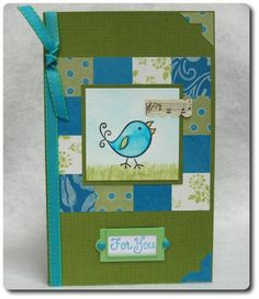 QFTD04, F4A7 Notes Folder by ejkeaton - Cards and Paper Crafts at Splitcoaststampers