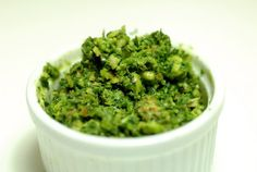 Kale Almond Pesto
