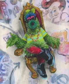 So great!!! Philly Fresh Prince Phanatic Art Print by BlackInkArtz on Etsy, $10.00