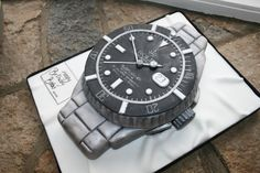 Gotta love a Rolex - Cake by Alison Lee