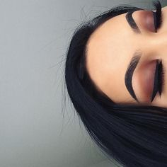 Brown eye make up idea (med bilder) Eyebrows On Fleek, Makeup On Fleek, Glam Makeup, Pretty Makeup, Love Makeup, Skin Makeup, Makeup Inspo, Makeup Inspiration, Beauty Makeup