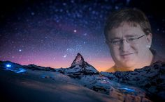 free pictures gabe newell  by Hayes Gill (2016-12-02)