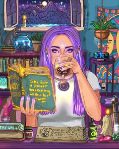 🔮 Are you feeling lost lonely depressed and confused tired of not knowing whe. Art Hippie, Pop Art, Stoner Art, Witch Art, Art Et Illustration, Arte Pop, Psychedelic Art, Aesthetic Art, Cartoon Art