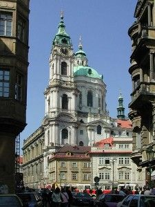 St Nicholas Church | Praguewelcome – The official travel and tourism guide of Prague