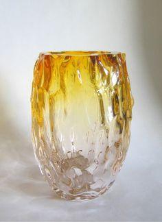 Üfleme cam vazo