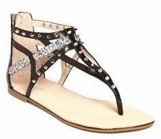 nine west helixa sandals