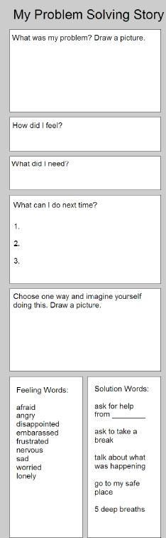 Problem Solving with picture-drawing