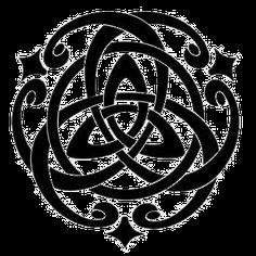 Illustration of Vector Illustration of Celtic Knot Motif vector art, clipart and stock vectors. 16 Tattoo, Tatoo Henna, Tatoo Art, Knot Tattoo, Tattoo Ink, Symbols And Meanings, Celtic Symbols, Celtic Art, Celtic Knots