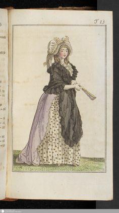 Journal des Luxus und der Moden: May, 1789.