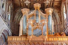 St. Davids Cathedral, Wales, UK by Rad100, via Dreamstime