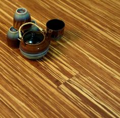 Beautiful Bamboo Flooring. Strand bamboo is gorgeous! This is going in our master bath!!