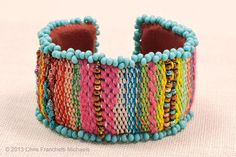 craftsy tapestry | Add a Project www.mirrixlooms.com Tapestry Weaving, Bead Weaving, Inkle Loom, Bead Loom Bracelets, Macrame Art, Loom Beading, Beaded Jewelry, Creative, Crafts