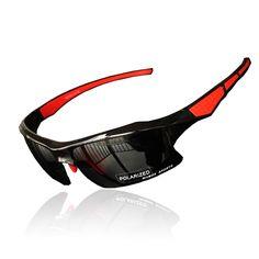 Profesional terpolarisasi kacamata bersepeda, Sepeda kacamata sepeda kacamata, Luar kacamata olahraga, Uv 400 STS302R