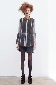 Ann Yee Fall 2013 RTW Collection - Fashion on TheCut