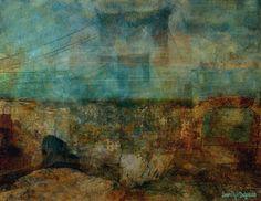 Ethereal bridges by Citra Artist: Christy RePinec, LemonTrystDesign©2013, CitraSolv art