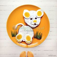Creative food decoration ideas are great for kids and adults. Fun food art and design ideas make your snacks very special, colorful and interesting. Unusual food decoration ideas are great because the Healthy Eating For Kids, Easy Healthy Breakfast, Healthy Snacks, Diet Food List, Food Lists, Kreative Snacks, Food Art For Kids, Nutrient Rich Foods, Edible Food