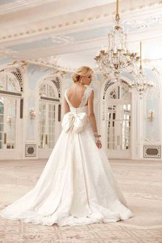 9 jaw-dropping wedding dresses your groom will love