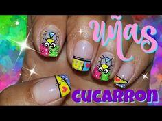 YouTube Acrylic Nails At Home, Diana, Nail Designs, Nail Art, Nail Arts, Gel Nail, Templates, Short Nail Manicure, Nail Manicure