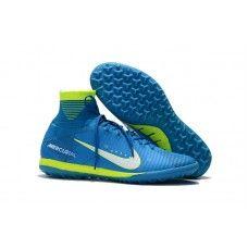 8bc879022 Shop Nike MercurialX Proximo II online - Blue Orbit White Armory Navy Mens  Nike MercurialX Proximo II Neymar TF Soccer Cleats