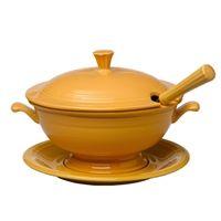 Marigold Soup Tureen