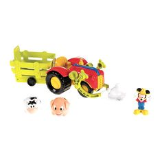 Disney Mickey Mouse Clubhouse Tractor Toss