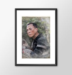 Rogue One Chirrut's Mantra - Star wars inspired Print - BUY 2 Get 1 FREE by ShamanAlternative on Etsy