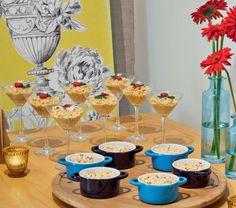 Receitas para o Natal: salpicão de frango e risoto de peru. Fotos publicadas na revista MINHA CASA.