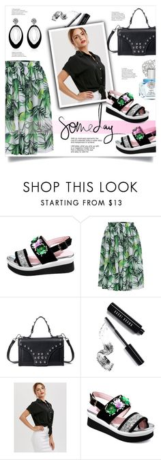 """""""Someday"""" by mahafromkailash ❤ liked on Polyvore featuring Bobbi Brown Cosmetics and Vince Camuto"""