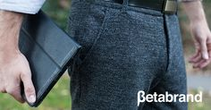 Betabrand tests which ad images generate the most clicks for its pants, and the ones with male crotches win. The crotch images were so popular that they increased sales by an estimate $6,000 one weekend! (via AdFreak)