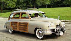 Packard Woody Wagon