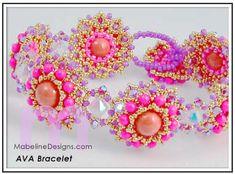 AVA Bracelet designed by Mabeline Gidez