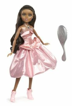 """Moxie Teenz Doll Bijou by Moxie Teenz. $25.36. 14"""" articulated doll. Each dress has two different looks. Glamorous dress. From the Manufacturer                The Moxie Teenz know who they are and they've got a style that shows it. Girls can help each Moxie Teenz create 2 different looks in her formal and fabulous dress that stay true to each girl's personal style.                                    Product Description                The Moxie Teenz know who they are and the..."""