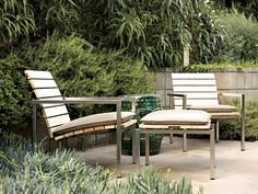 Contemporary Looks - From Built-Ins to Willow Weave, Know Your Garden Furniture Style on HGTV