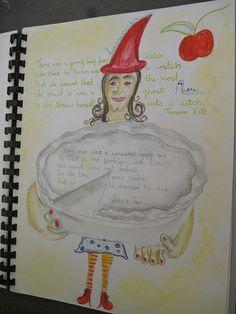 Waldorf ~ 7th grade ~ English Literature and Creative Writing ~ Wish, Wonder, Surprise ~ Limerick