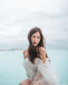 Maldives Travel, Hard Rock Hotel, Beautiful Day, Ulzzang, Actors & Actresses, Thailand, Wedding Dresses, Photography Poses, Bicycle