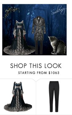 """""""Gothic's Wedding Day"""" by smilensy ❤ liked on Polyvore featuring Tom Ford"""