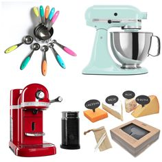 Holiday Gift Guide 2016: Kitchen Gifts via @toriavey
