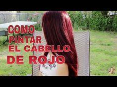 Cabellos color Rojos - YouTube
